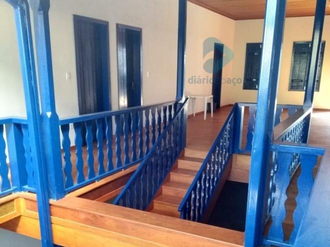 La obra fue compleja debido a la recuperación de las vigas del piso de madera y los soportes de las paredes.