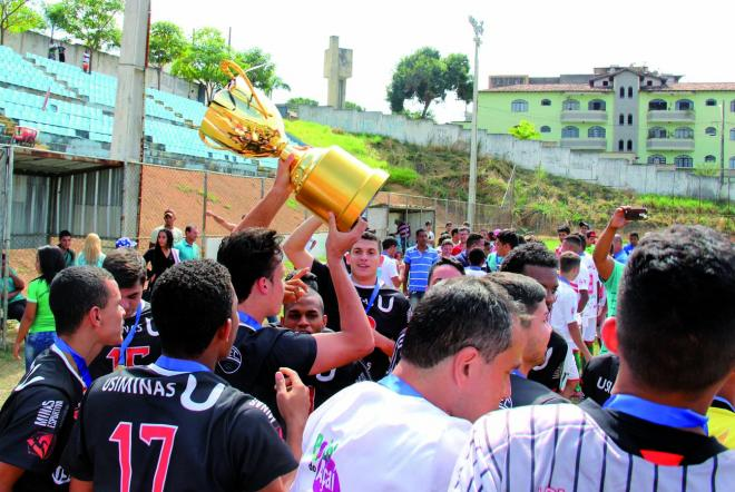 Caravelas é campeão da categoria Juniores