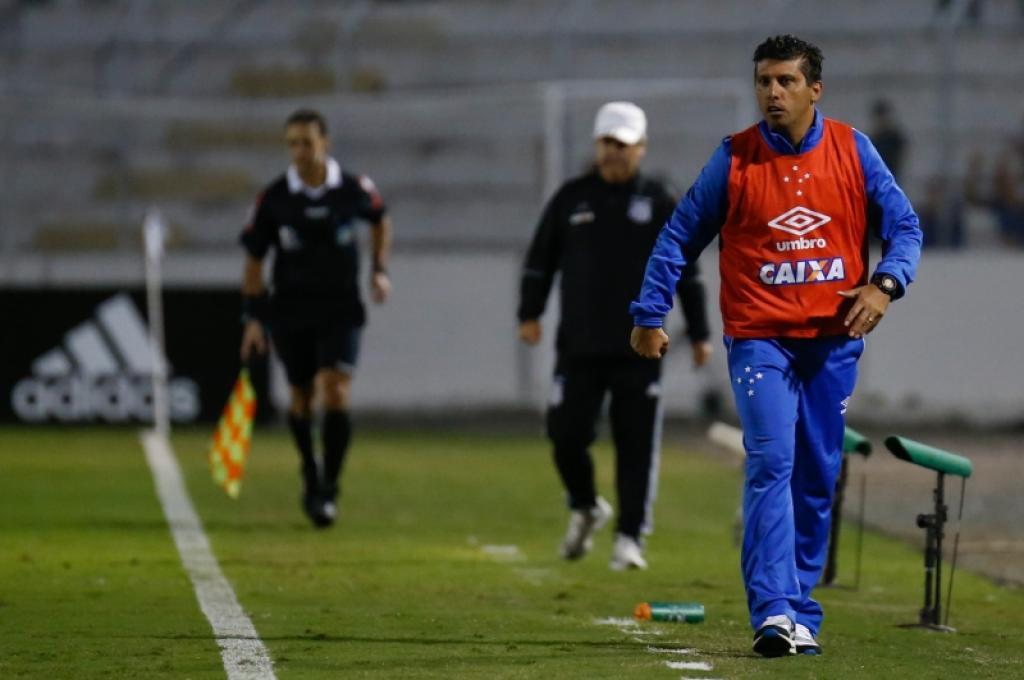 e110d90336419 Sidnei afirma que Cruzeiro planeja semana decisiva - Diário do Aço