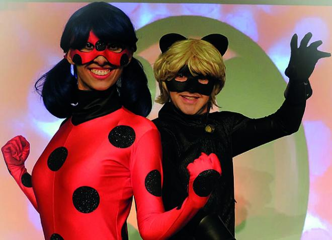 Miraculous: as aventuras de Ladybug e Cat Noir""