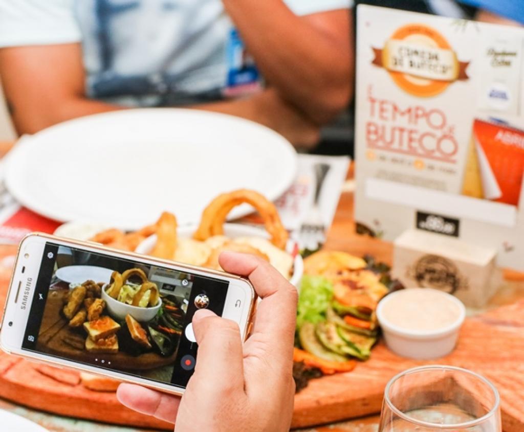 Resultado de imagem para comida de buteco 2018 brasil