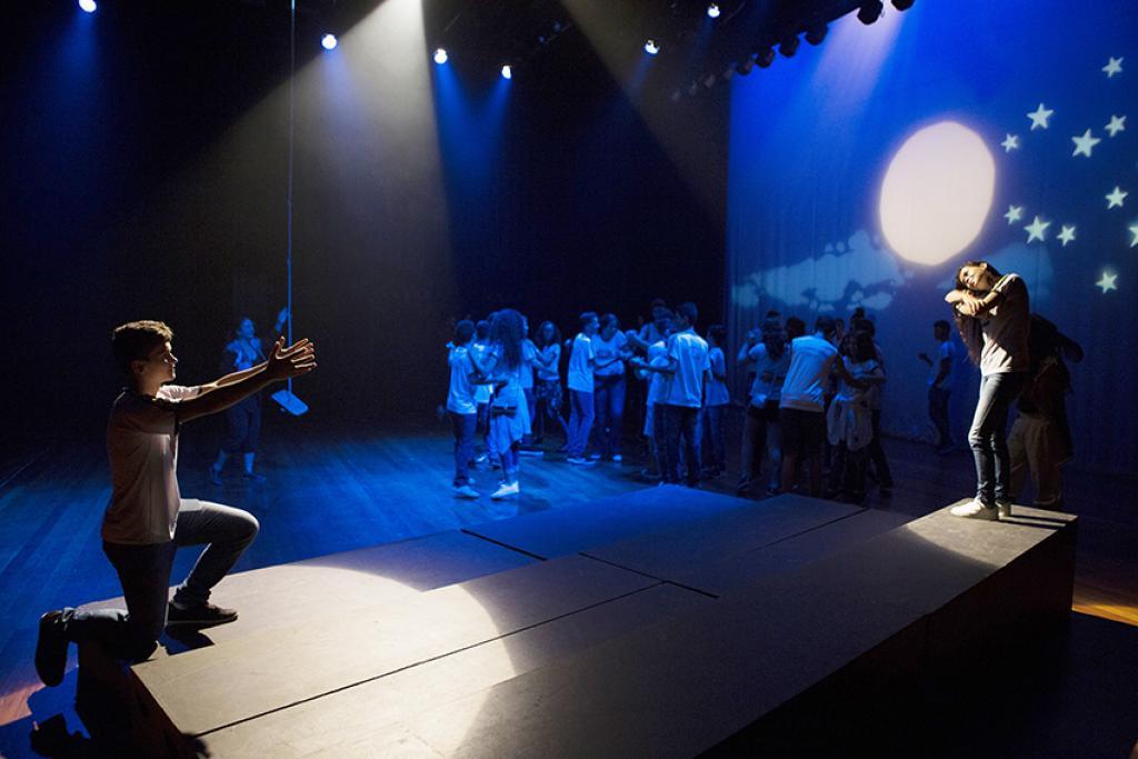 Curso Técnico em Teatro | Portal Diário do Aço