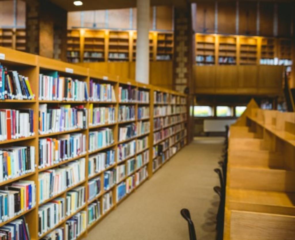 Como ficam as bibliotecas com o avanço da tecnologia? - Diário do Aço