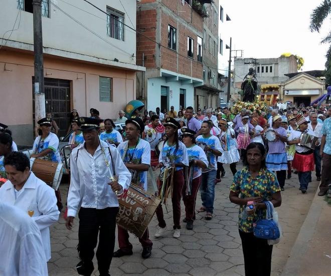 Tem início hoje a tradicional Festa de São Benedito em Antônio Dias 5df5a44d8815d