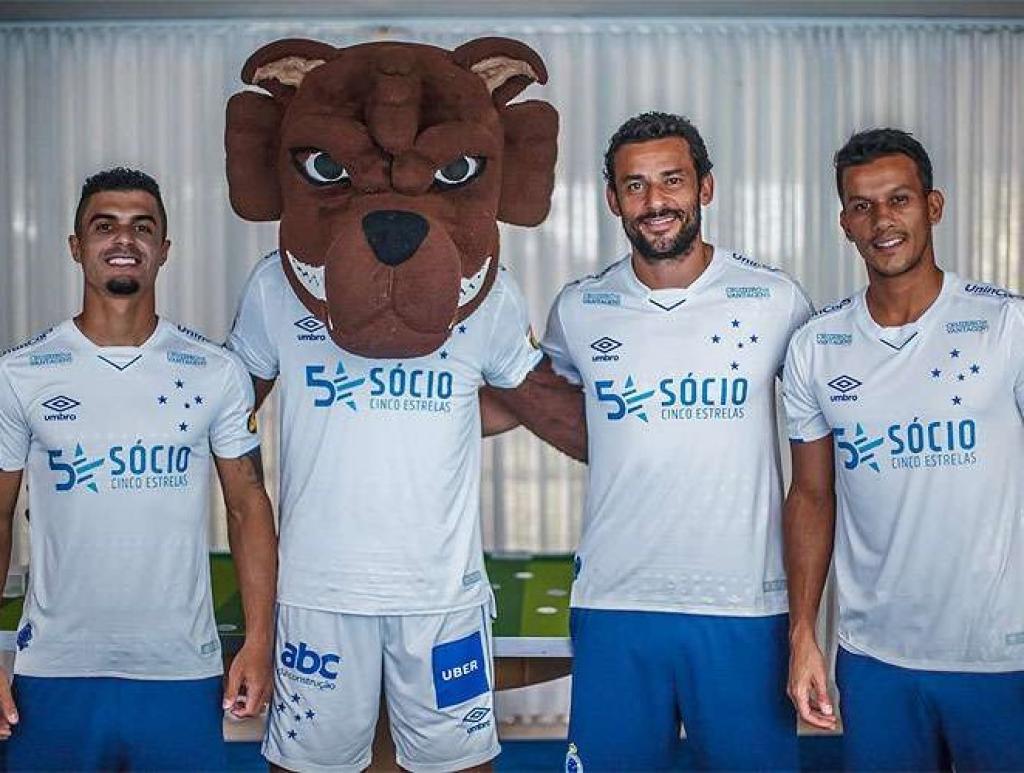Cruzeiro venderá camisa branca sem patrocínio - Diário do Aço 75f9bfb63eaa7