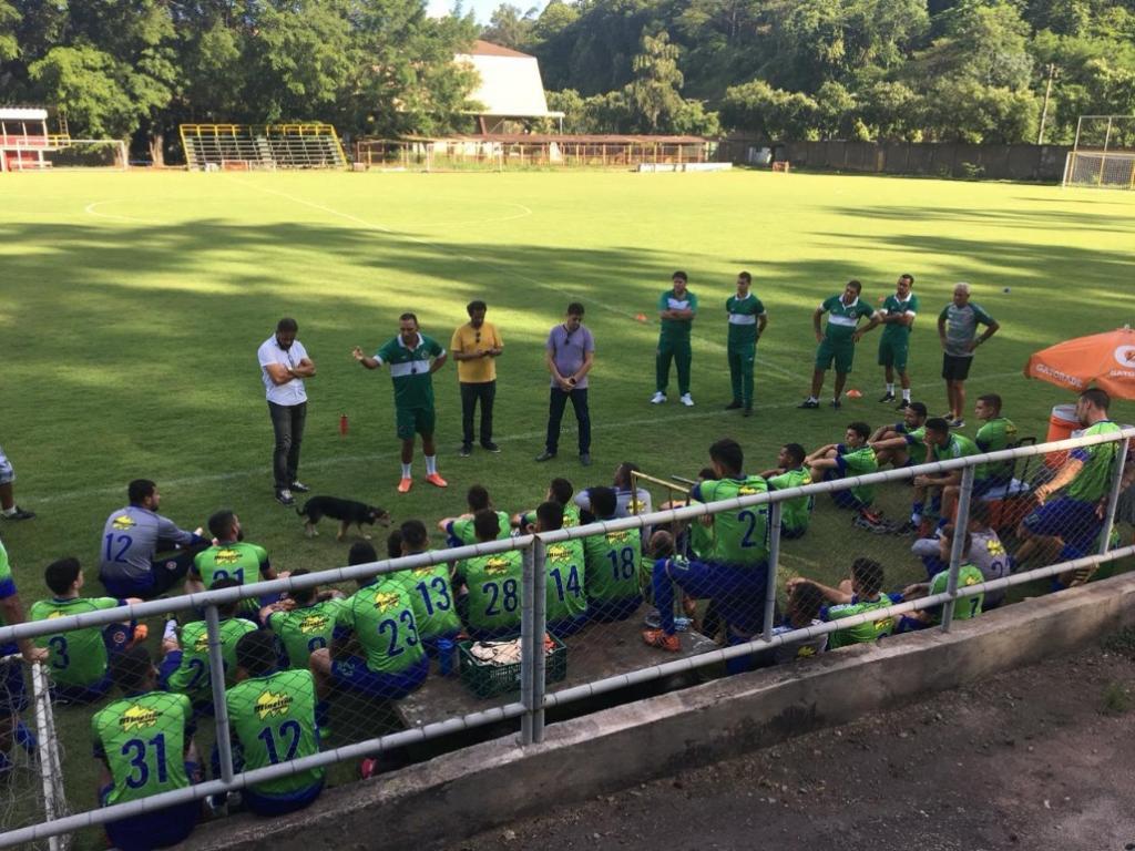 Ipatinga apresenta novo treinador para tentar recuperação no Módulo B f98db216ac64f