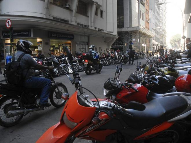 Setor de motocicletas no mercado interno supera as expectativas