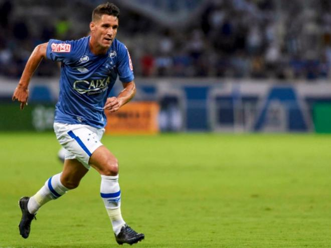 Thiago Neves pode disputar final do Mineiro
