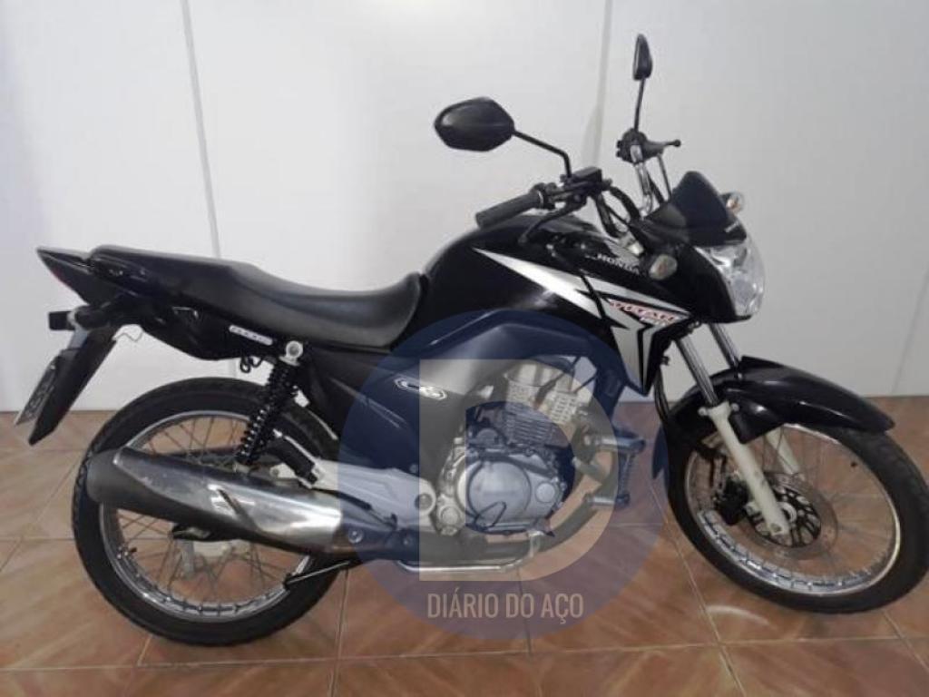 Entregador de lanches tem moto roubada no Centro de Coronel Fabriciano - Jornal Diário do Aço