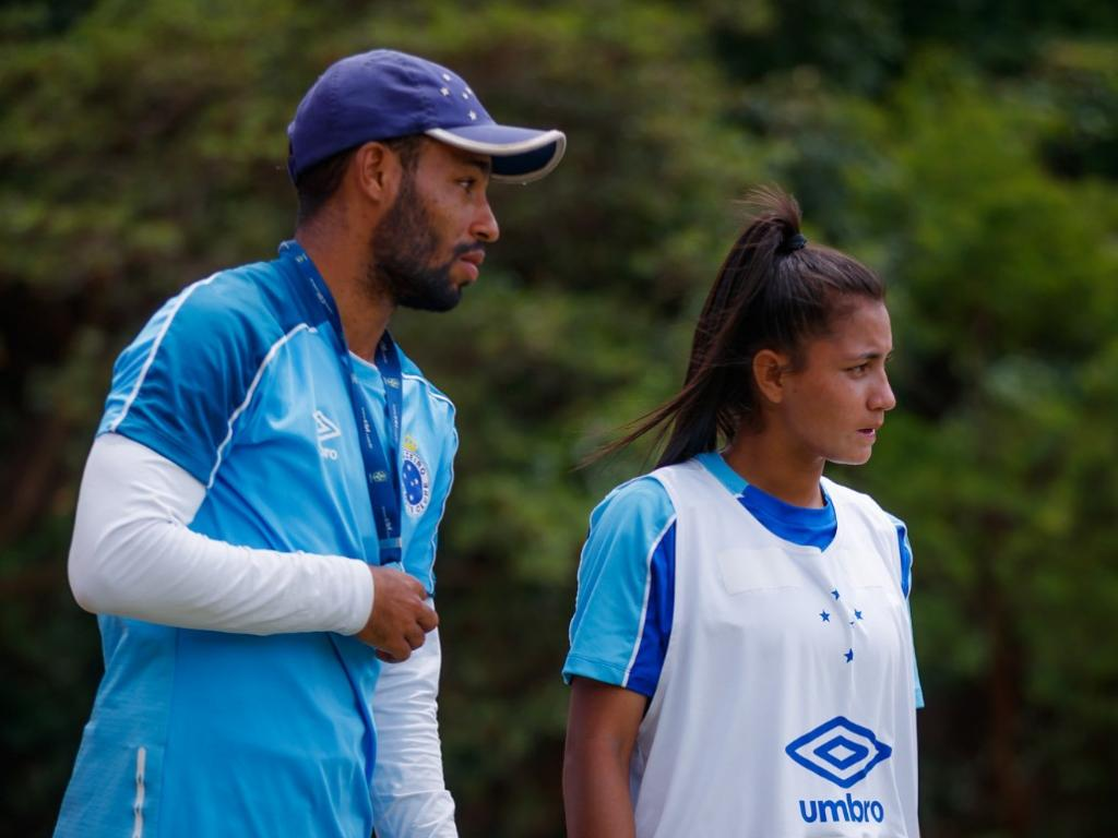 Time Feminino Do Cruzeiro Tem Novo Tecnico Diario Do Aco