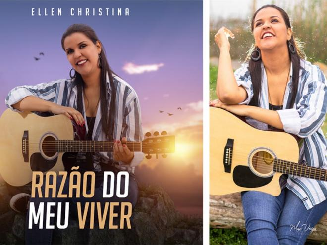 Ellen Cristina lança single
