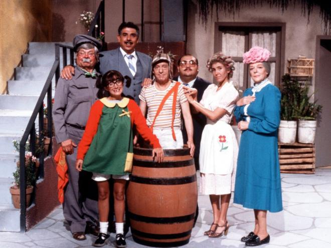 """Chaves"" e ""Chapolin"" na quarentena"