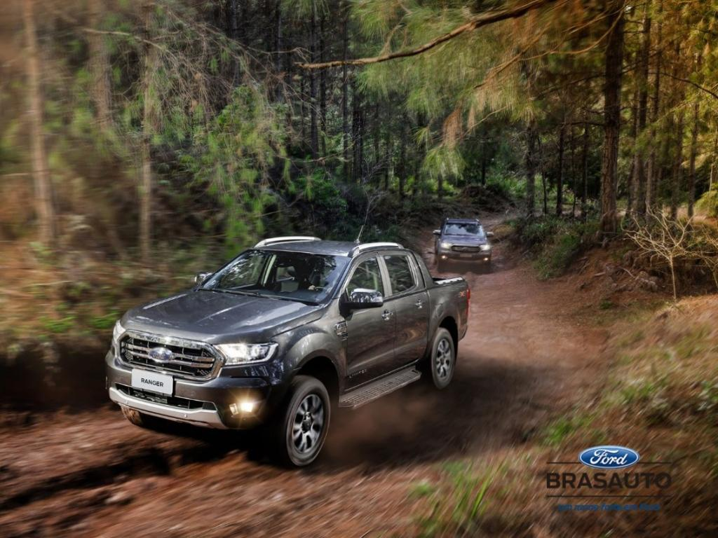 Ford Ranger assume liderança das picapes e vendas disparam no mercado