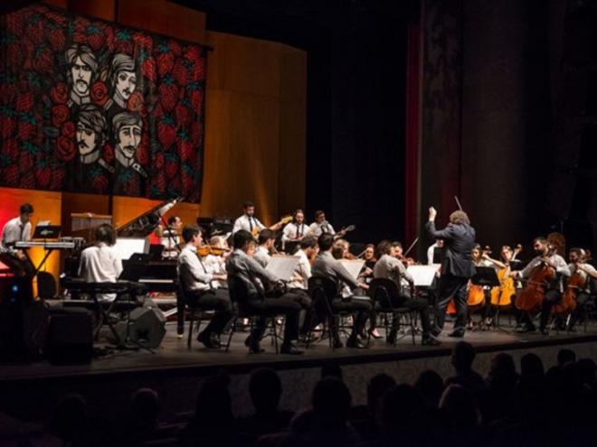 Orquestra Ouro Preto e Beatles