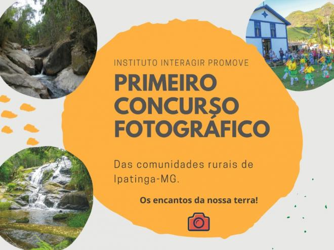 Instituto Interagir promove concurso fotográfico