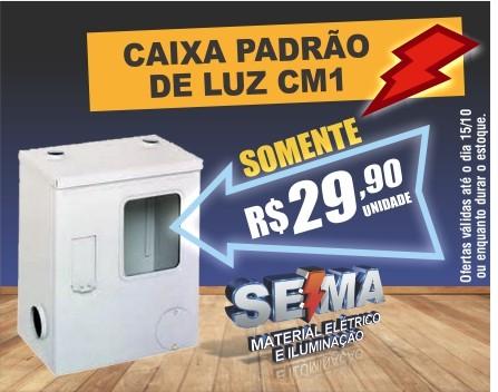 SEMA - CAIXA PADRÃO