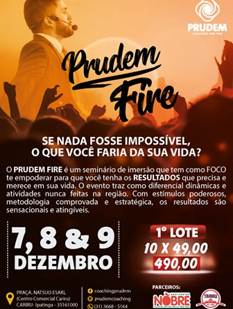 Noticia Prudem Fire