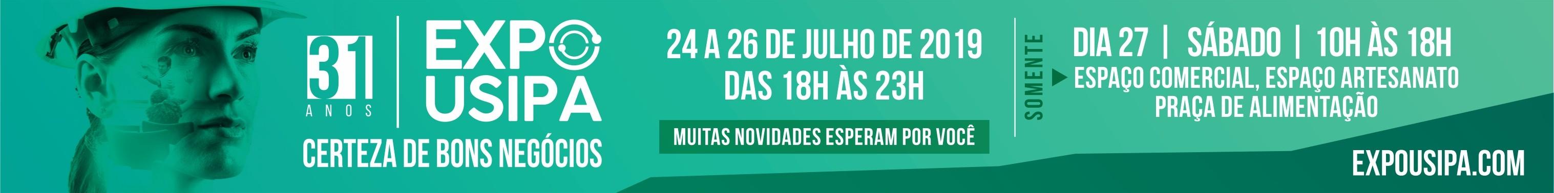 Expo Usipa 31 Anos